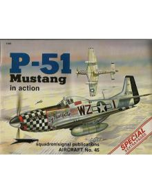 P-51 Mustang in Action, Squadron