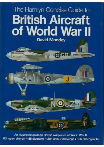 British Aircraft of World War II