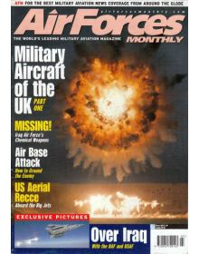 Air Forces Monthly 2003/03
