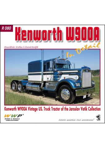 Kenworth W900A in Detail, WWP