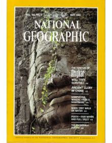 National Geographic Vol 161 No 05 (1982/05)