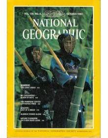 National Geographic Vol 158 No 04 (1980/10)