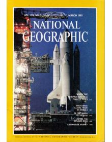 National Geographic Vol 159 No 03 (1981/03)