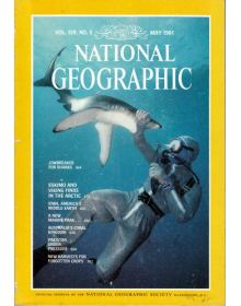 National Geographic Vol 159 No 05 (1981/05)