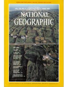 National Geographic Vol 159 No 04 (1981/04)