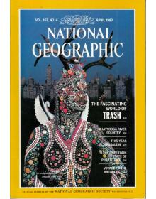 National Geographic Vol 163 No 04 (1983/04)