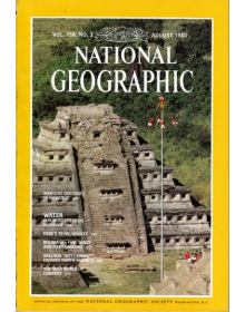 National Geographic Vol 158 No 02 (1980/08)