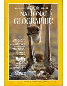 National Geographic Vol 161 No 06 (1982/06)