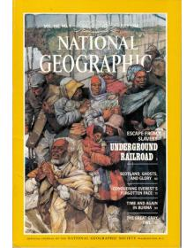 National Geographic Vol 166 No 01 (1984/07)