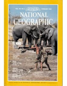 National Geographic Vol 165 No 02 (1984/02)