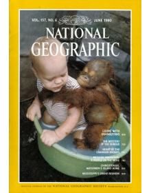 National Geographic Vol 157 No 06 (1980/06)