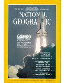 National Geographic Vol 160 No 04 (1981/10)