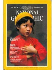 National Geographic Vol 160 No 03 (1981/09)