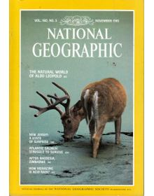 National Geographic Vol 160 No 05 (1981/11)