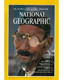 National Geographic Vol 157 No 03 (1980/03)