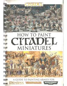 How to Paint Citadel Miniatures, Games Workshop