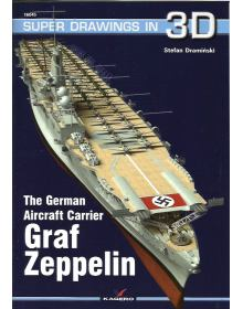 Graf Zeppelin, Super Drawings in 3D No 45, Kagero