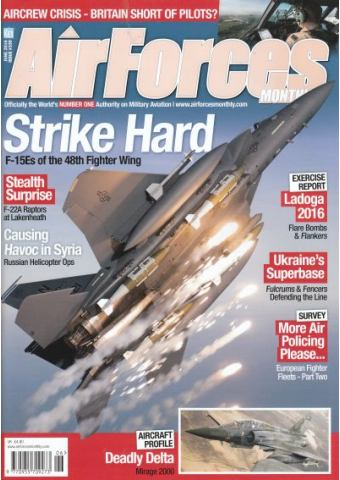 Air Forces Monthly 2016/06