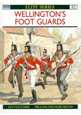 Wellington's Foot Guards, Elite No 52, Osprey