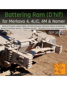 Battering Ram for Merkava 4, 4LIC, 4M & Namer - 1/35