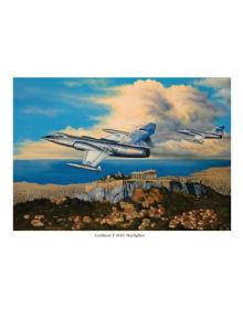 Aviation Art Painting ''All Time Classics'' - Medium size Print