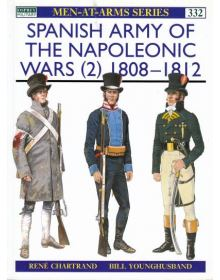 Spanish Army of the Napoleonic Wars (2) 1808-1812, Men at Arms No332, Osprey