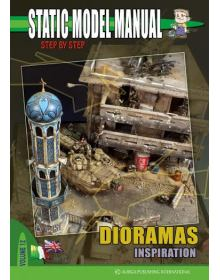 Dioramas Inspiration, Static Model Manual Vol 12, Auriga