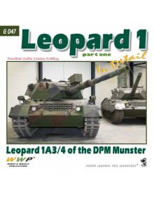 Leopard 1 in Detail Part One, WWP