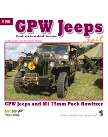 GPW Jeeps in  Detail - 2nd extended issue, WWP