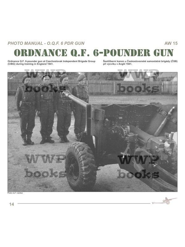 British Anti-Tank Guns book in Army Wheels in Detail No 15