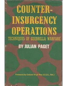 Counter-Insurgency Operations, Julian Paget