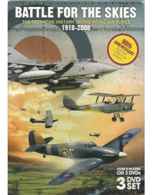 Battle for the Skies (3 DVD Set)