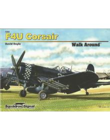F4U Corsair Walk Around