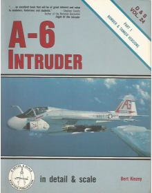A-6 Intruder in Detail & Scale Vol 24