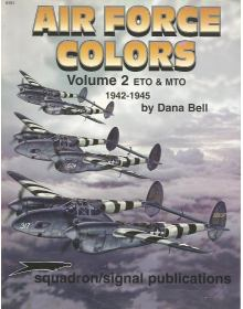 Air Force Colors Volume 2