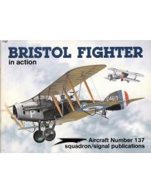 Bristol Fighter in Action