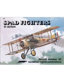 Spad Fighters in Action, Squadron