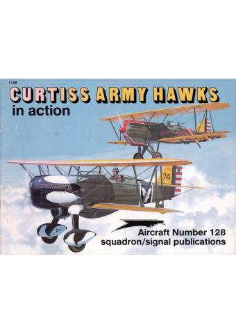 Curtiss Army Hawks in Action