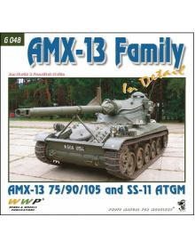 AMX-13 Family in Detail, WWP