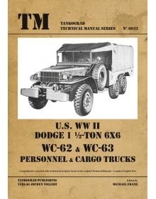 Dodge WC-62 & WC-63 6X6 Trucks, Tankograd