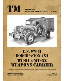 Dodge WC-51 & WC-52 Weapons Carrier, Tankograd