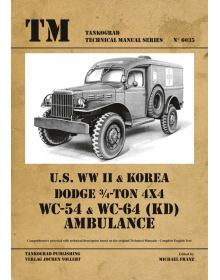 Dodge WC-54 & WC-64 Ambulance, Tankograd