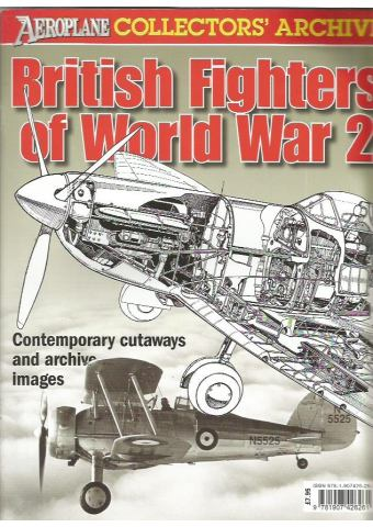 British Fighters of World War 2, Aeroplane Collector's Archive