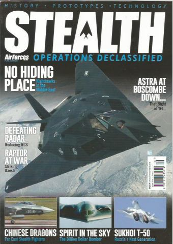 Air Forces Monthly Special Issue: Stealth