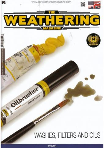 The Weathering Magazine 17: Washes, Filters and Oils