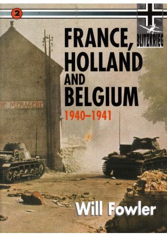 France, Holland and Belgium (1940-1941)