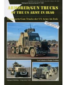 Armored/Gun Trucks of the US Army in Iraq, Tankograd