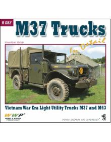 M37 Trucks in detail, WWP