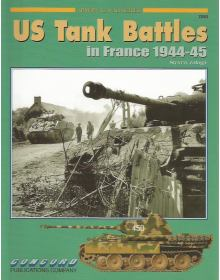 US Tank Battles in France 1944-45, Armor at War 7050, Concord