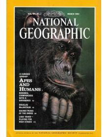National Geographic Vol 181 No 03 (1992/03)